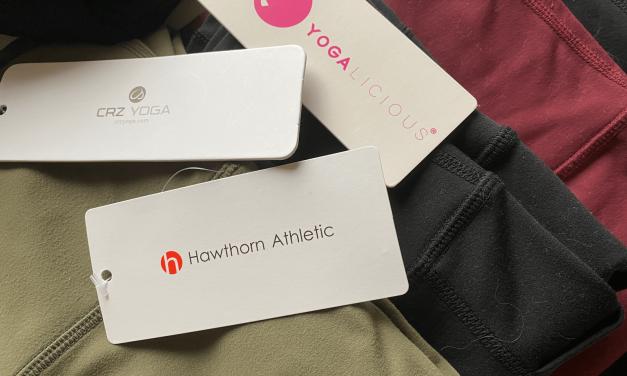 Athleta Alternatives: Affordable Amazon Options for Athleta Leggings, Joggers, Sweatshirts